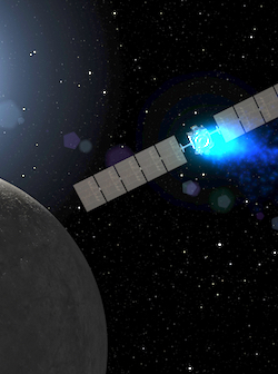 NASA extiende misión de sonda espacial Dawn en planeta enano Ceres