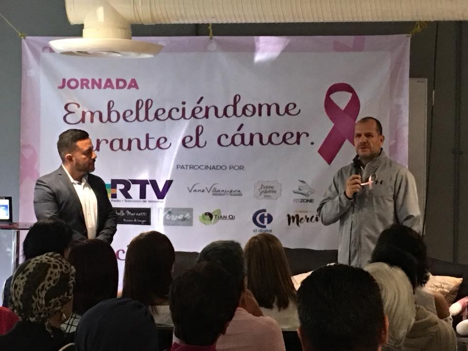 """RTV realiza con éxito la jornada """"Embelleciéndome durante el cáncer"""""""