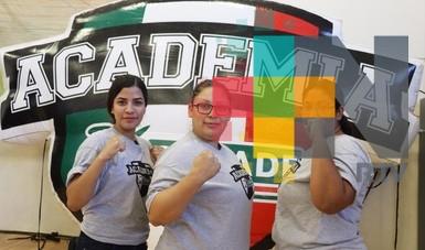Tres guerreras del ring ahora ocupan el banquillo de entrenadoras