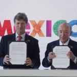 Suscriben Sectur y IAMSA convenio para impulsar conectividad terrestre y aérea en México