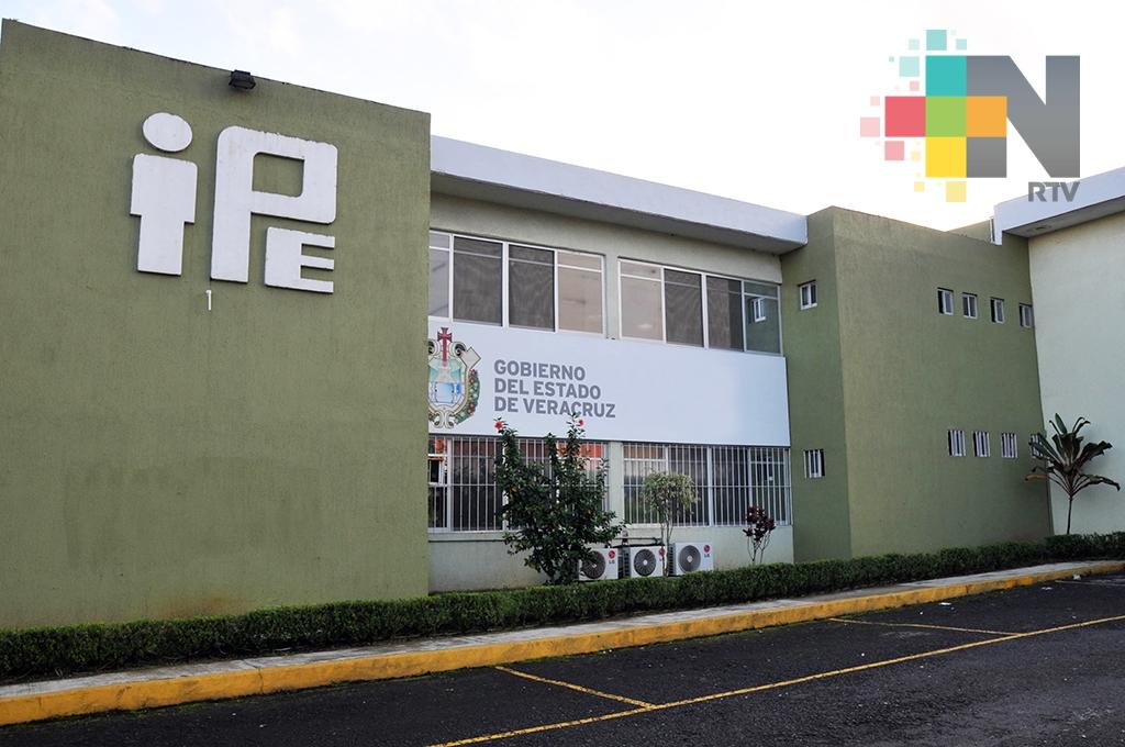 Por concluir elaboración del dictamen de reforma a la Ley del IPE