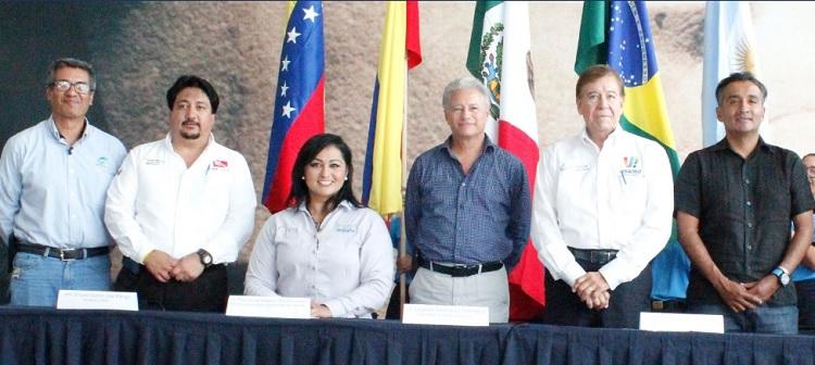 Presentan Campeonato Panamericano de Apnea Indor