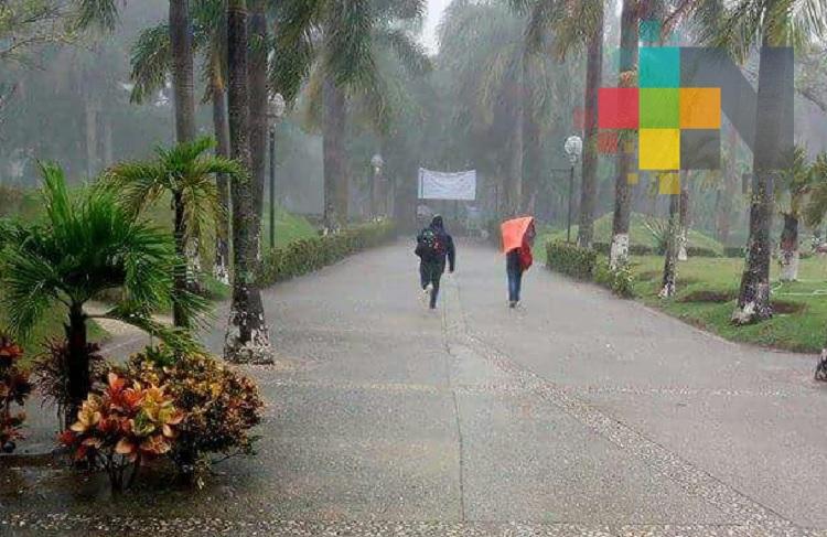 Esta noche se prevén tormentas fuertes en Puebla, Veracruz y Chiapas