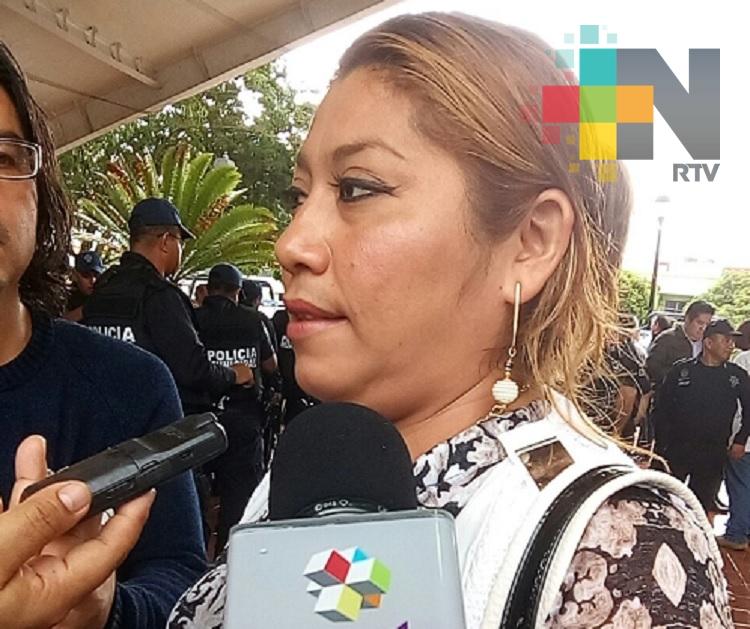 Agente municipal pide ayuda al alcalde de Coatzacoalcos para habitantes de Mundo Nuevo afectados por lluvias