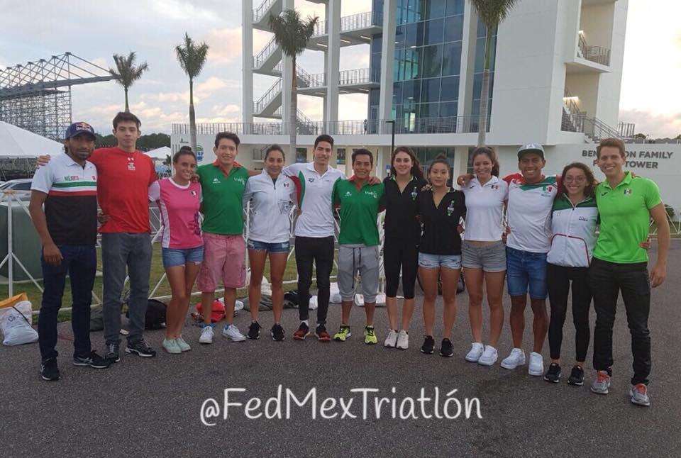 Grajales y Rivas comandan México en Copa mundial de  Sarasota