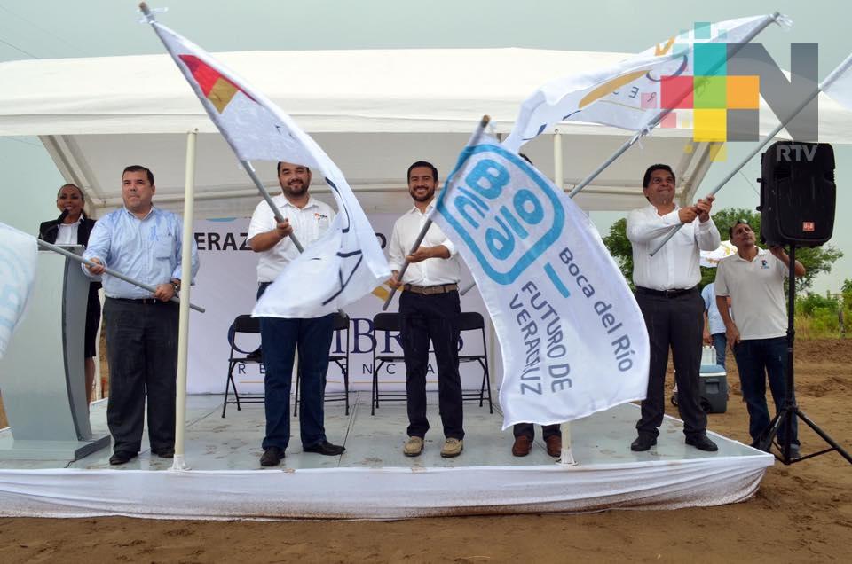 Anuncia Miguel Ángel Yunes Márquez construcción de puentes en Boca del Río