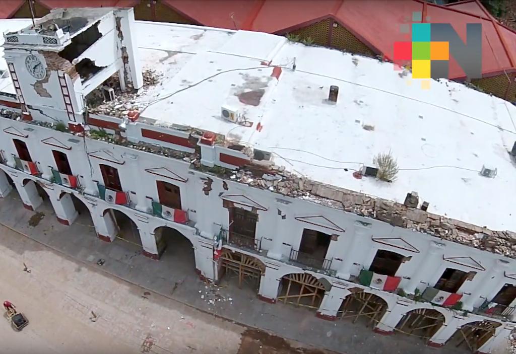 Oaxaca es fortaleza y solidaridad, tras el terremoto del 7 de septiembre