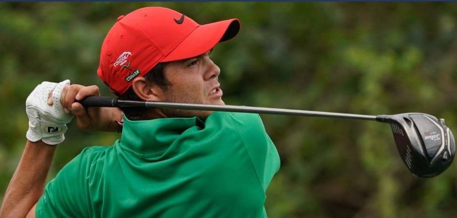 Motiva a golfista veracruzano Raúl Pereda logros internacionales