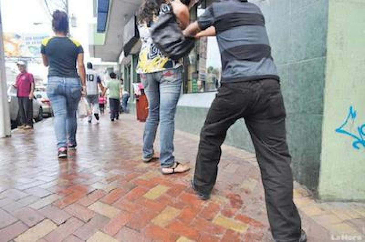 Se sienten inseguros en su ciudad 76 por ciento de mexicanos