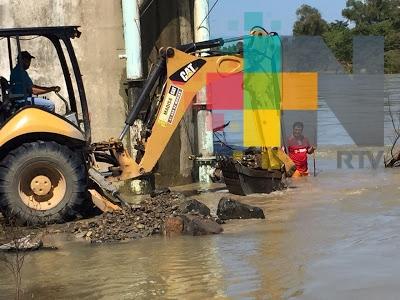 En una semana se restablecerá el servicio de agua potable en Tuxpan: CAEV
