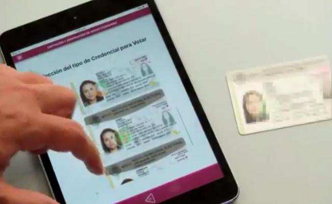 INE revisa autenticidad de firmas de aspirantes independientes