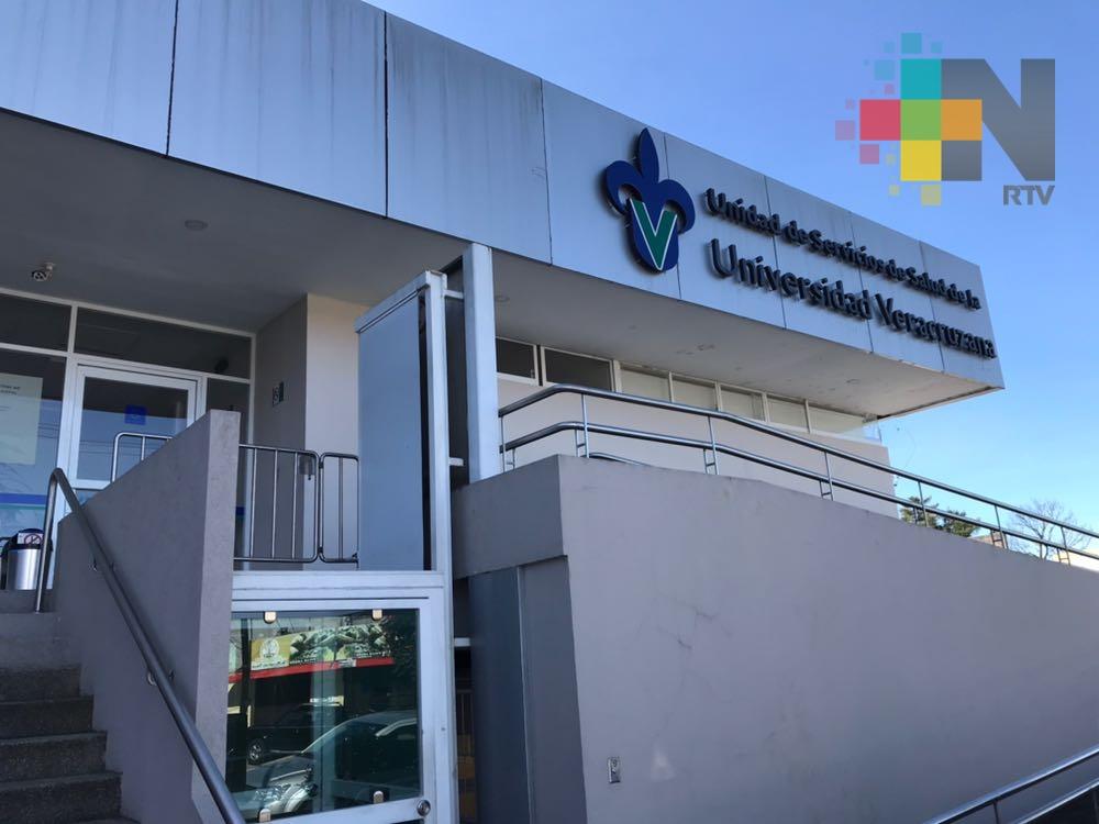 Clínica Universitaria de Salud Reproductiva de la UV continúa brindando servicios a la población en general