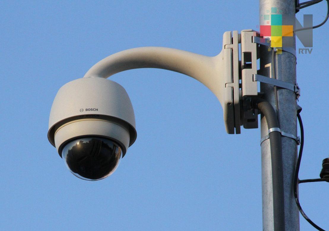 Instaladas el 90% de videcámaras en Tuxpan