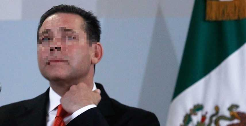 Efectúa la PGR el protocolo para la extradición a EU de Eugenio Hernández