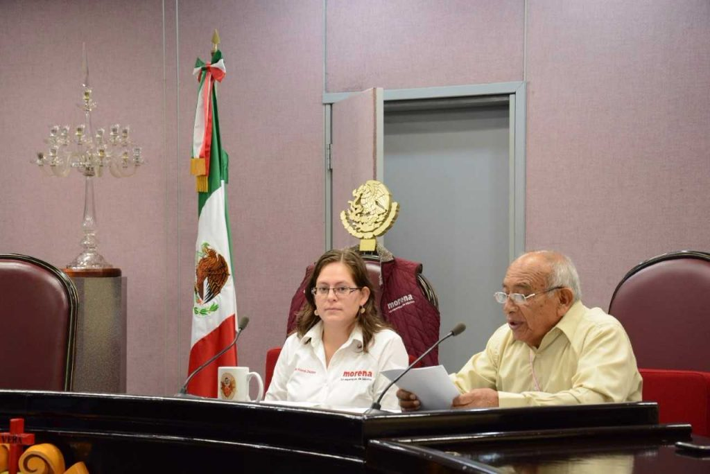 Avalan diputados Acuerdo de Xalapa que promueve un Gobierno Abierto