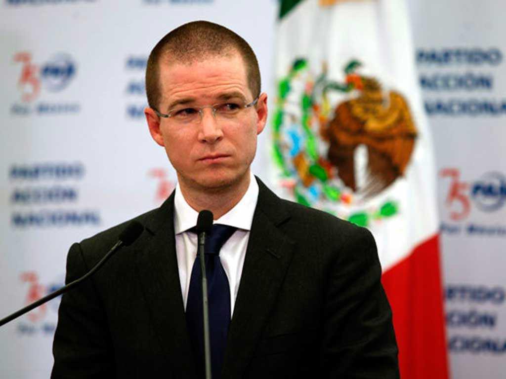 Ricardo Anaya buscará candidatura por la Presidencia de la República