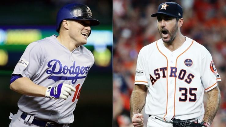 Como dos de los mejores, Dodgers y Astros disputan Serie Mundial 2017