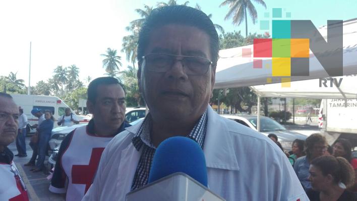 Detecta Cruz Roja delegación Veracruz diez nuevos casos de cáncer de mama