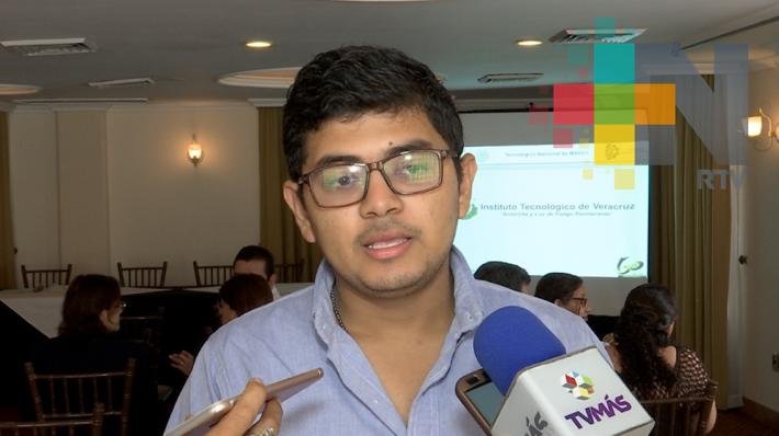 Estudiantes del Itver ganan tercer lugar en concurso internacional de tecnología en Colombia