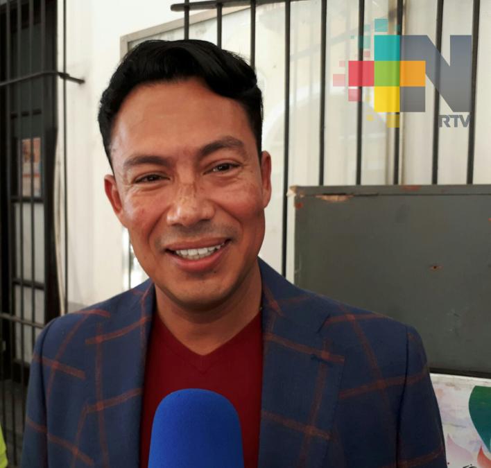 Se registra el primer candidato para Rey de la Alegría Carnaval 2018