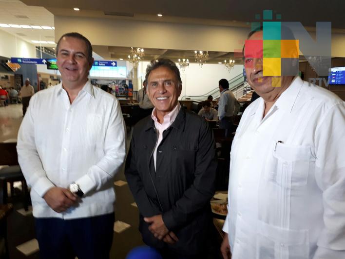 Firmará convenio de colaboración gobierno de Veracruz para desarrollo de Zona Económica Especial en el sur
