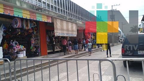 Inicia segunda etapa de remodelación del mercado municipal de Tuxpan