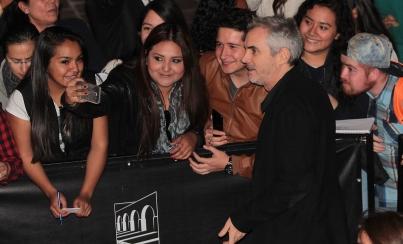 Alfonso Cuarón augura gran éxito a cinta «La forma del agua»