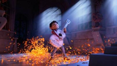 """Película """"Coco"""" tendrá su premiere en el Palacio de Bellas Artes el 24 de octubre"""