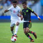 México cae 2-1 con Irán y queda eliminado del Mundial Sub 17