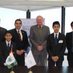 Firma AEM convenio para impulsar a niñez de inteligencia superdotada hacia ciencia y tecnología espacial
