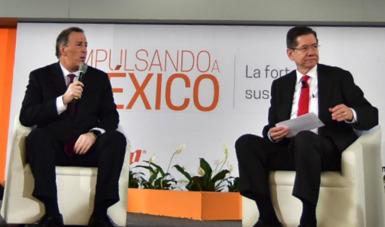 En negociación de TLC hay solidez y confianza, pero sobre todo certeza de la fortaleza de México: Meade Kuribreña