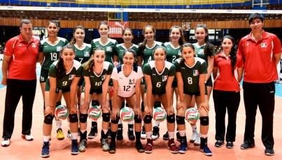 México, a un paso de cupo en Mundial de Voleibol de Japón 2018