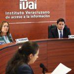 Parentesco, dato personal que debe darse en caso de conflicto de intereses: IVAI