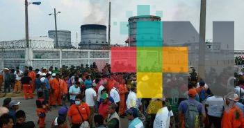 Amenaza de bomba provoca desalojo de las instalaciones de la empresa PMV