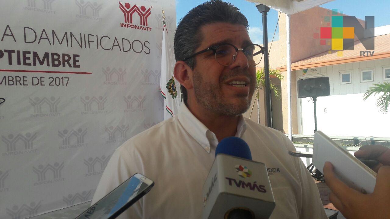 Invivienda regulariza trámites de escrituración para 640 familias veracruzanas