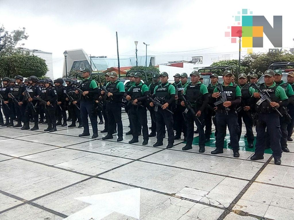 Anuncian reforzamiento especial de seguridad para Coatzacoalcos