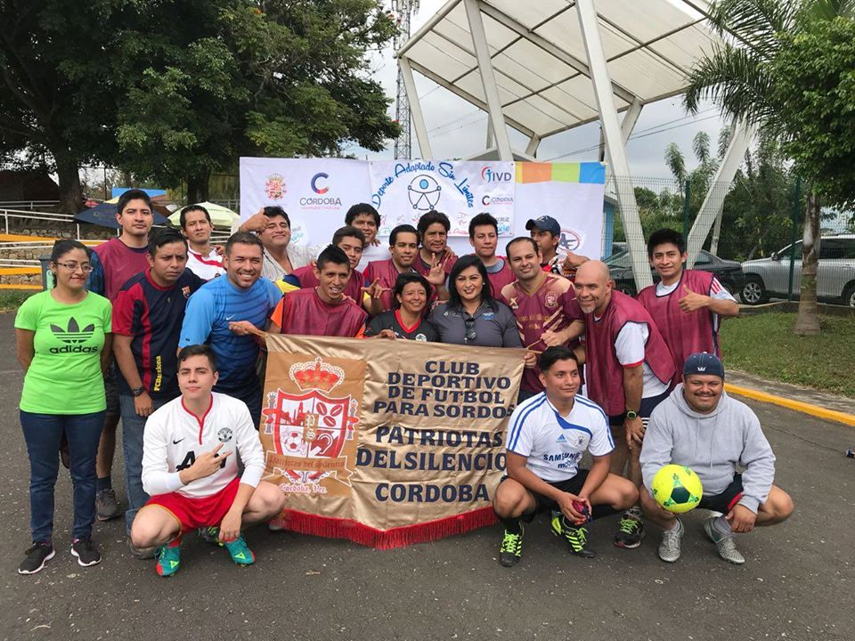 Apoya IVD el deporte adaptado en Córdoba