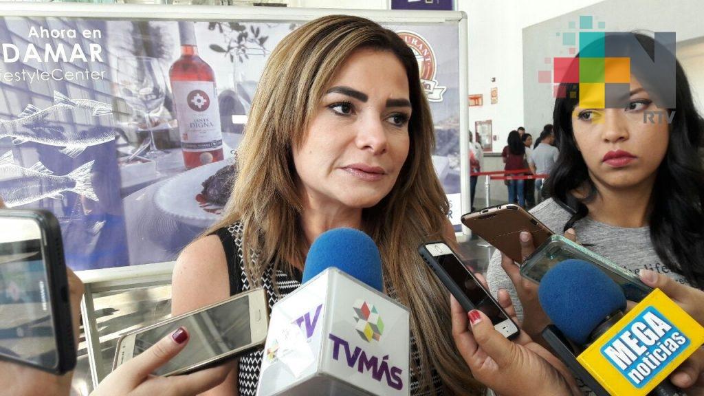 Inapropiado que liberen a quienes colocaron a Veracruz en bancarrota: Diputada