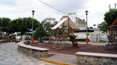 Rehabilitarán parque de Martínez de la Torre