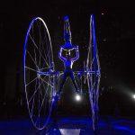 """Cirque du Soleil y el rock de Soda Stereo cautivan en """"Sep7timo día"""""""