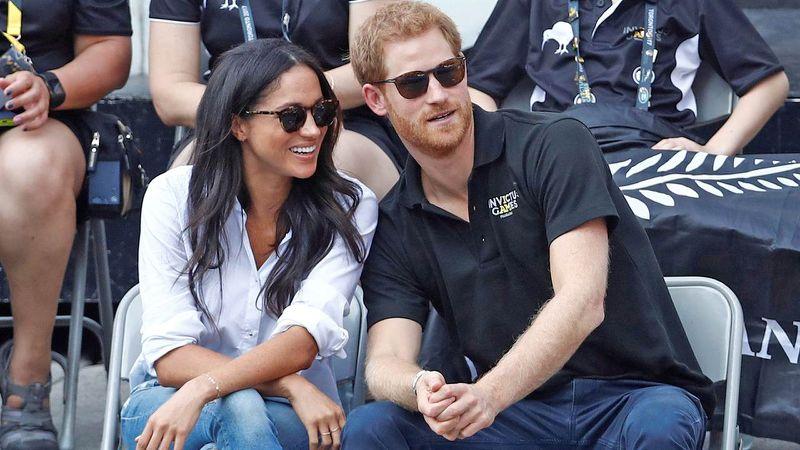 Príncipe Harry anuncia su boda con la actriz Meghan Markle