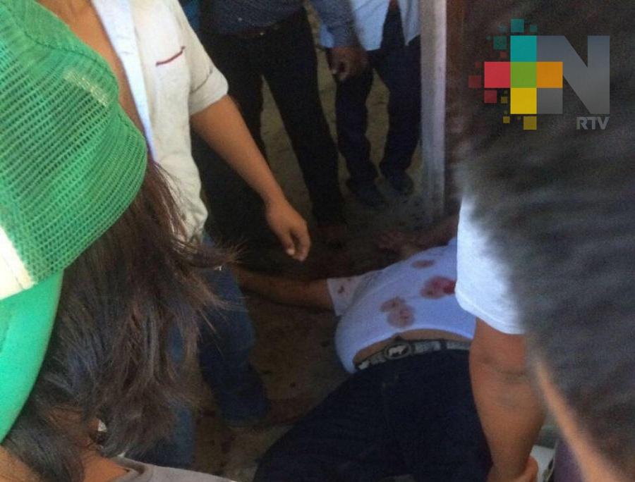 Inicia FGE  Carpeta de Investigación por homicidio de alcalde electo, en Hidalgotitlán