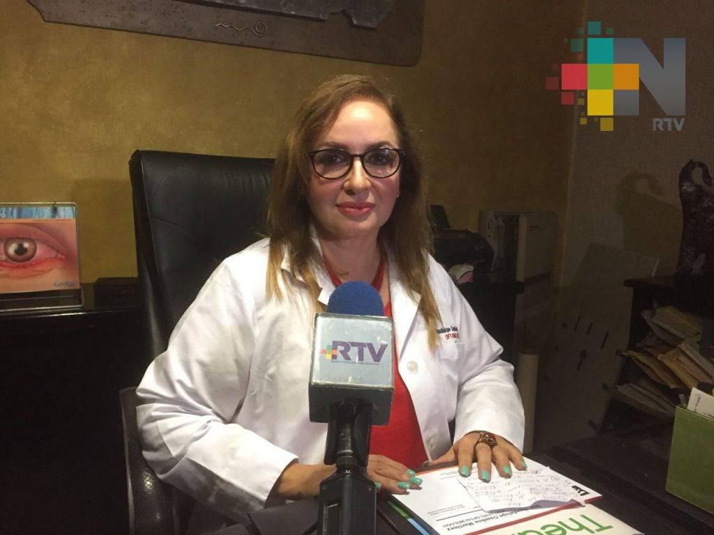 Controlados los casos de conjuntivitis en Veracruz