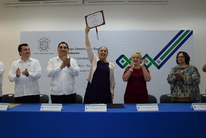 UV recibió acreditación de calidad para Ingeniería Mecánica en Poza Rica