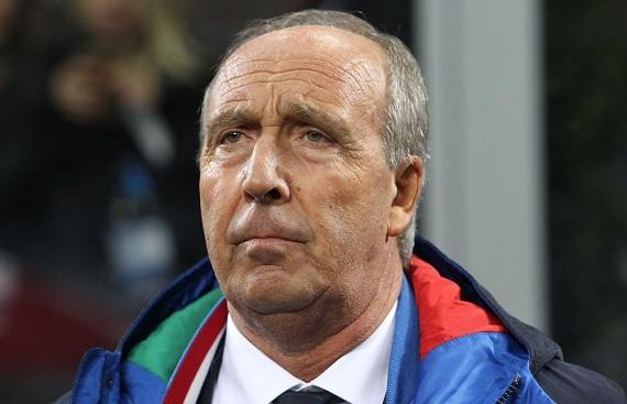 Destituyen a Gian Piero Ventura como entrenador de la Selección italiana