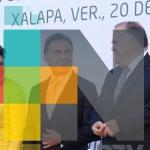 En tranquilidad los desfiles por el 107 aniversario de la Revolución Mexicana: Gobernador Yunes