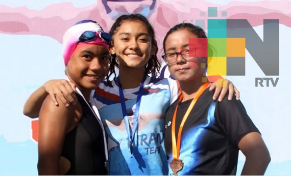 Por primera vez clasifican 8 nadadores de Leyes de Reforma a campeonatos nacionales