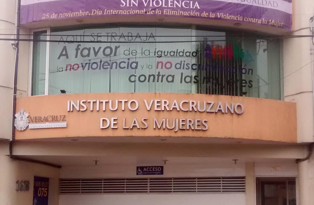 Hasta 100 solicitudes de apoyo a féminas llegan mensualmente al Instituto Veracruzano de las Mujeres