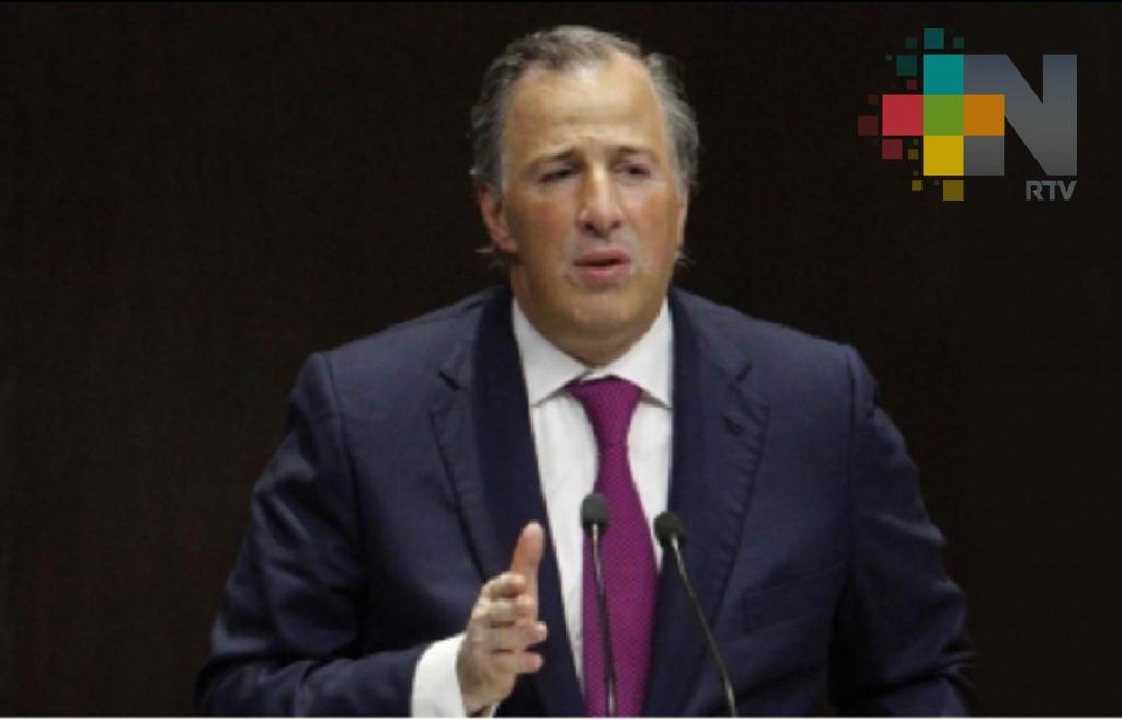 Meade y dirigente de Nueva Alianza analizan posible coalición