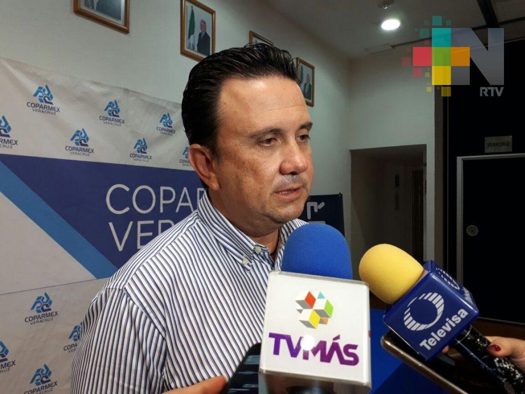 Garantizados los aguinaldos en empresas afiliadas a Coparmex en Veracruz